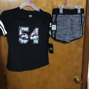 Shirt and Shorts